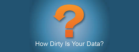 How dirty is your data?