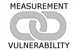 link between measurement and vulnerability
