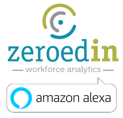 ZeroedIn Skill for Amazon Alexa